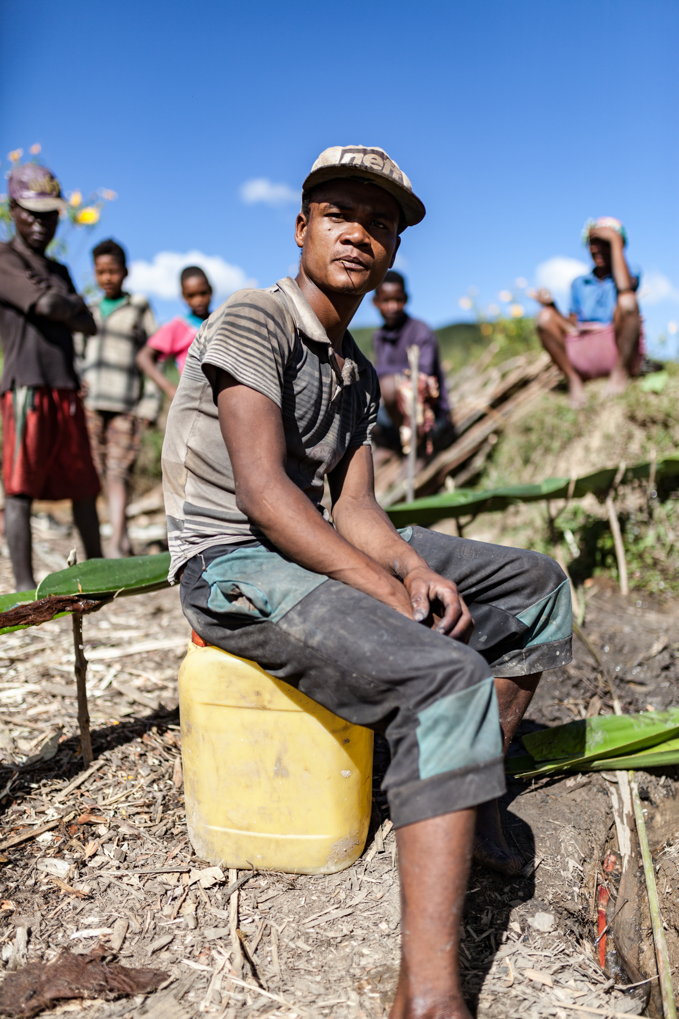 madagascar's moonshiners - Secret distilleries, black markets, smugglers trails and speakeasies