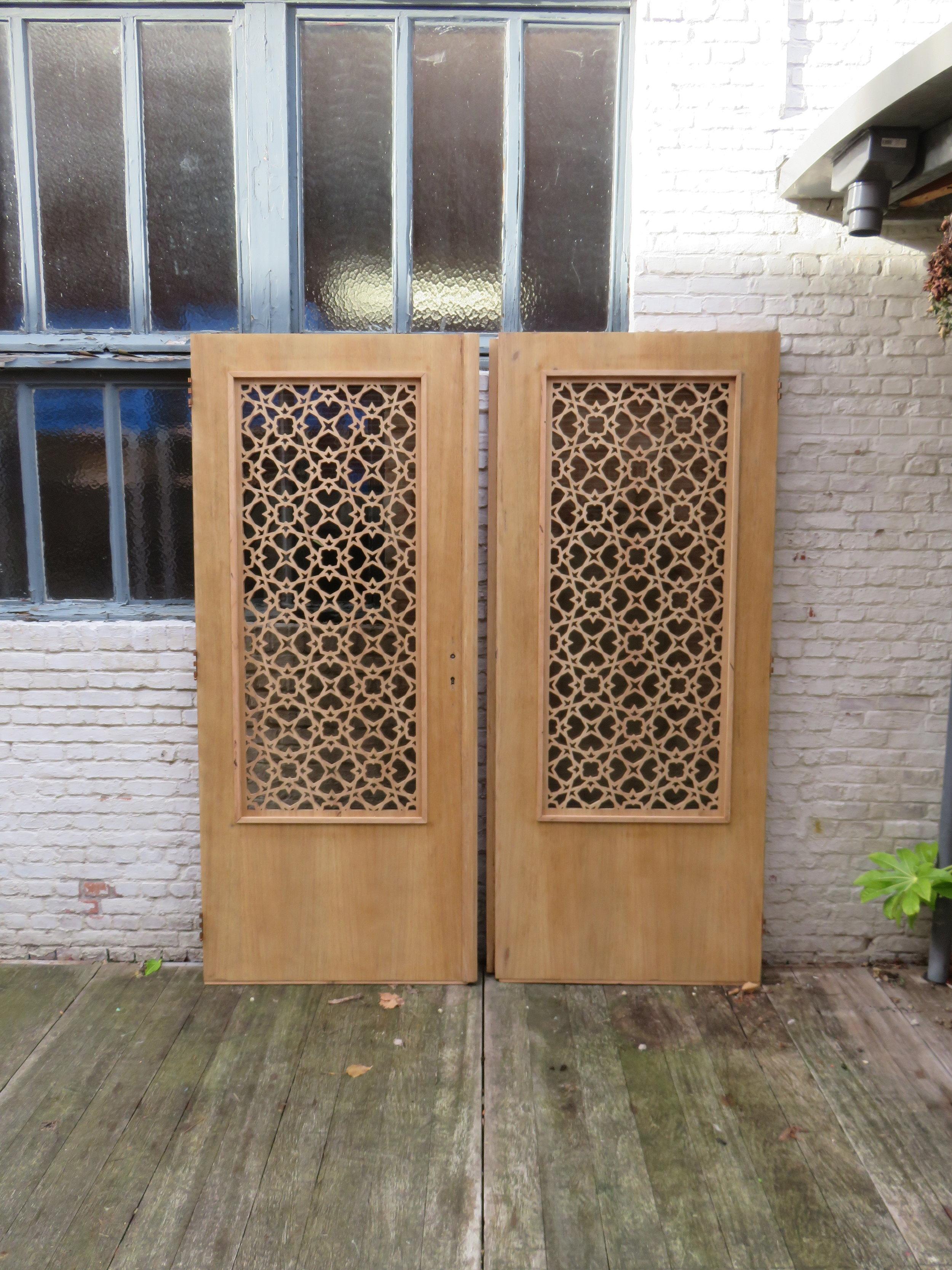 Door renovation (after)