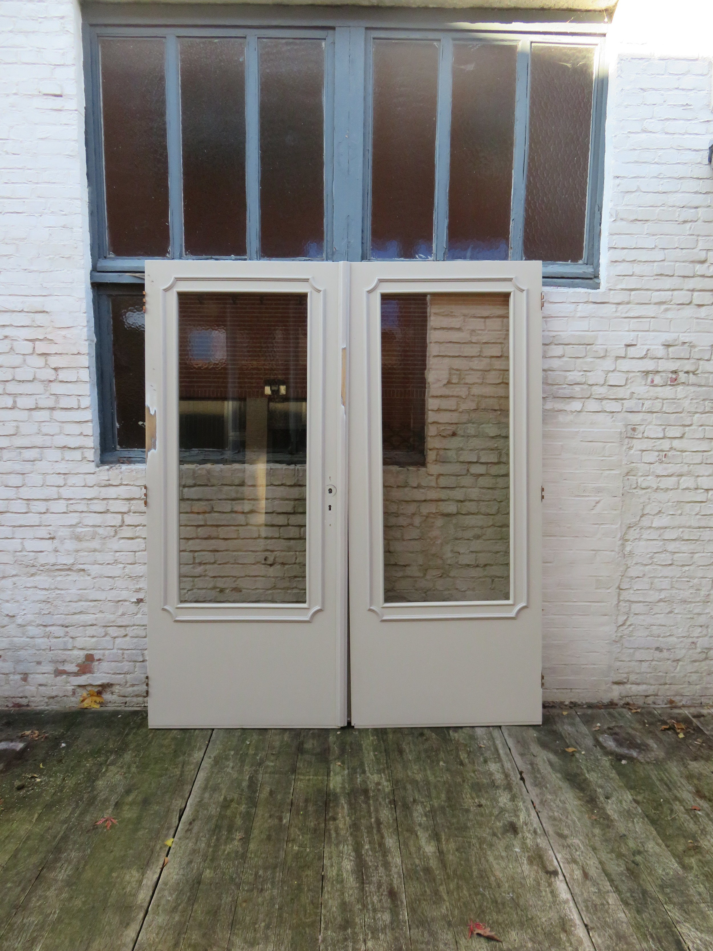 Door renovation (before)