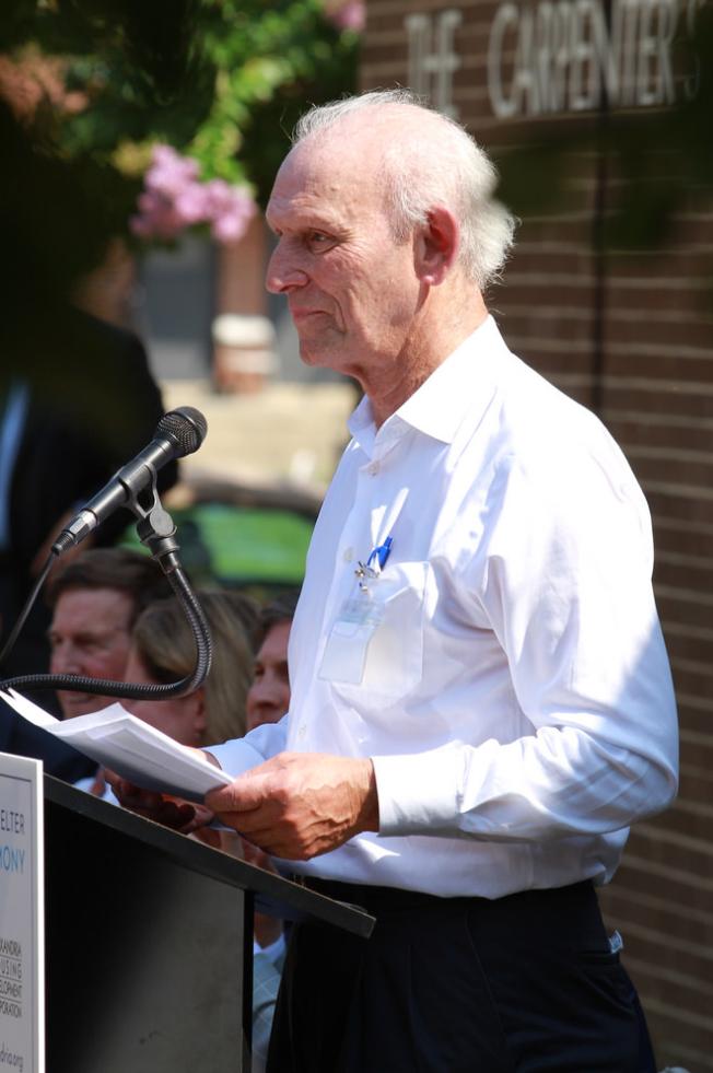Daniel Abramson, AHDC Board President