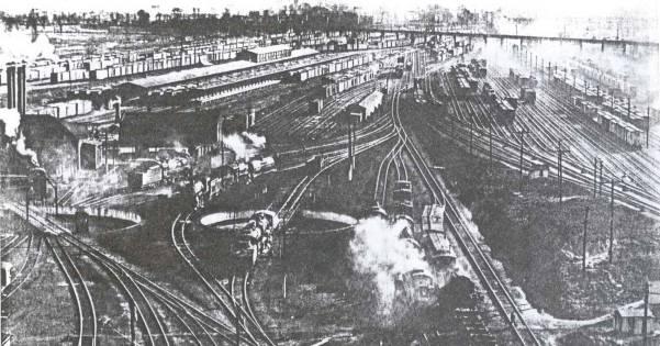 Potomac Rail Yard