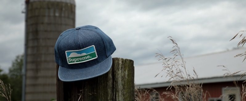 THIS IS THE HAT - THAT BRIDGED THE GAP BETWEENSTREETWEAR AND PORK.