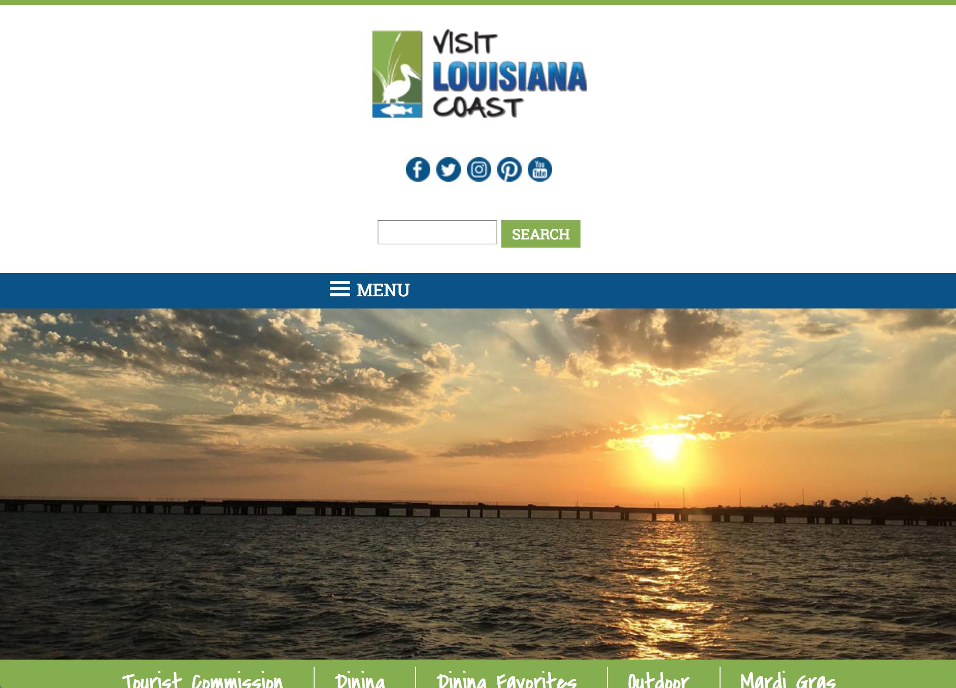 Visit Louisiana's Coast