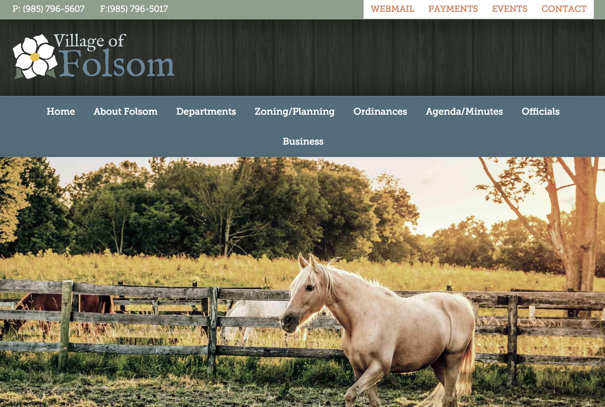 Village of Folsom