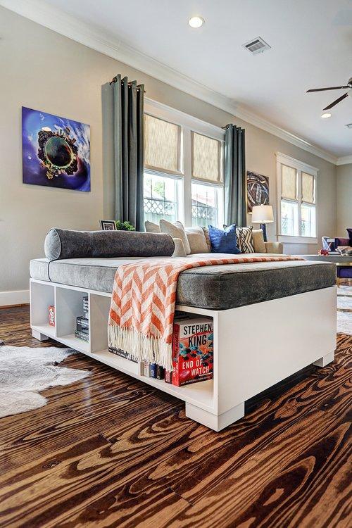 Interior Designer In Houston Heights, Custom Furniture Houston Heights