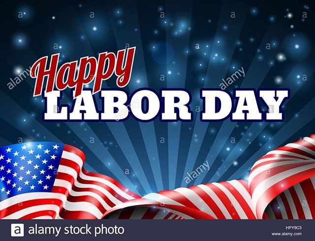 Hope everyone had a great Labor Day weekend!
