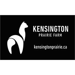 Kensington Prairie Farm Ltd.    1736 - 248 Street Langley, BC, V4W 2C3    604-626-4395