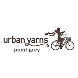 Urban Yarns Point Grey    4437 West 10th Avenue   Vancouver, BC V6R 2H8    604-228-1122