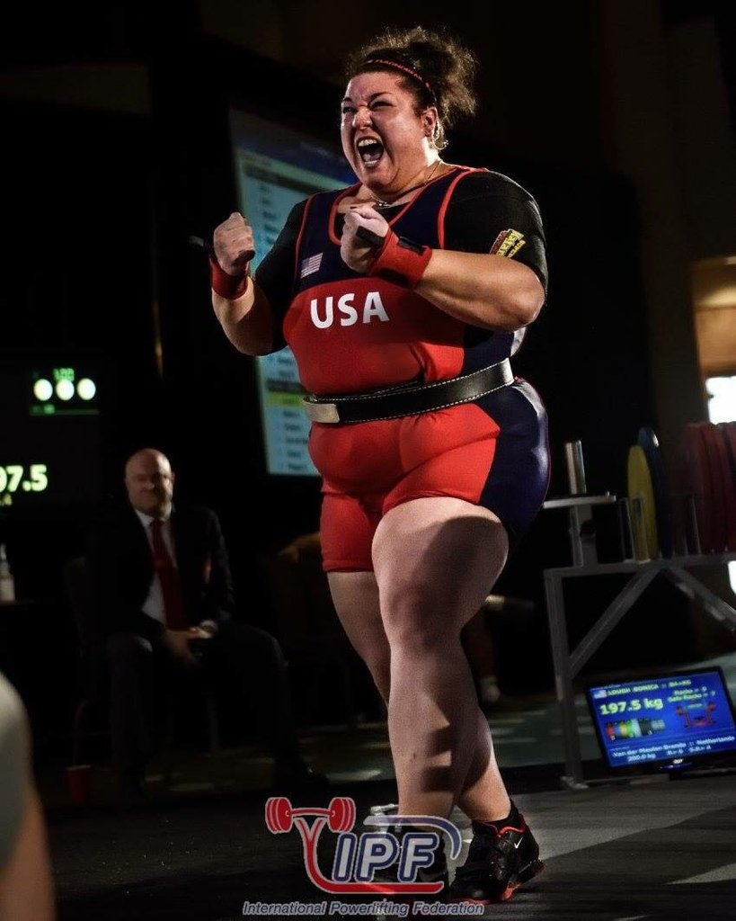 Misconceptions About Women and Powerlifting — Forge Strength