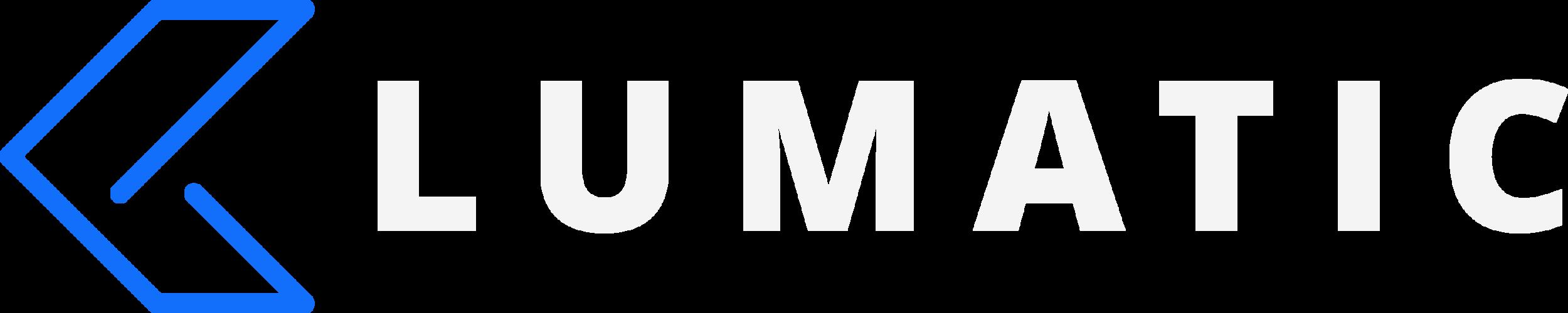 Lumatic Logo (Horizontal on Alpha).png