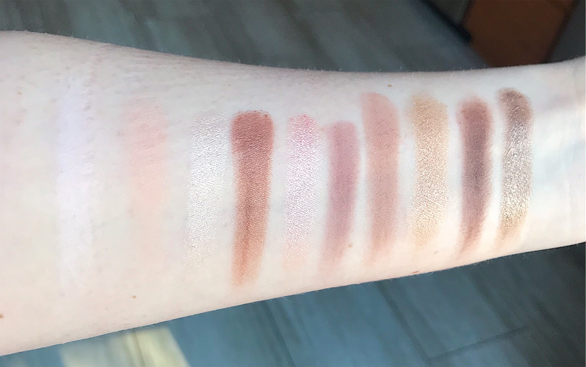 Models Own Barely There Palette Swatches.JPG