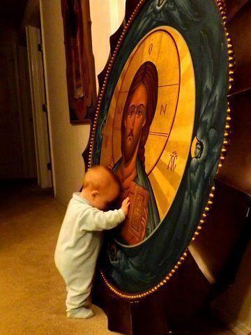 Child Venerating Jesus.jpg