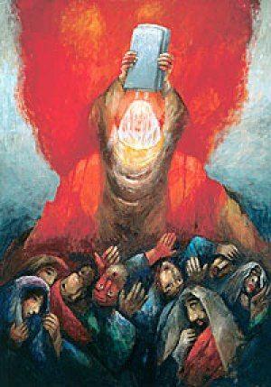 Moses Uncreated Light - Fr. Sieger Koder.jpg