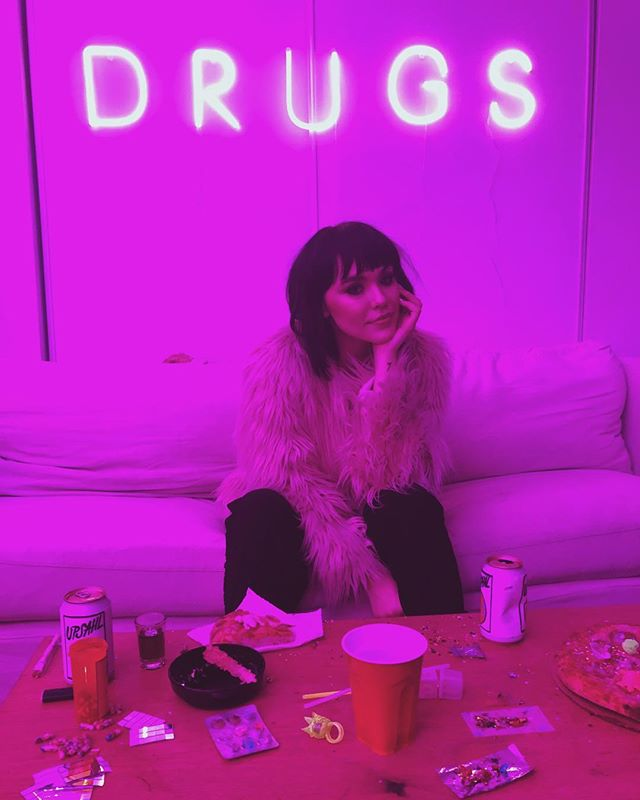 Drugs is out tomorrow!! I've never been more excited about releasing a song before. Midnight babbbyyy 🌶