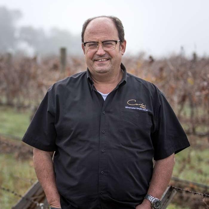 Serge Carlei, Winemaker, Carlei Wines