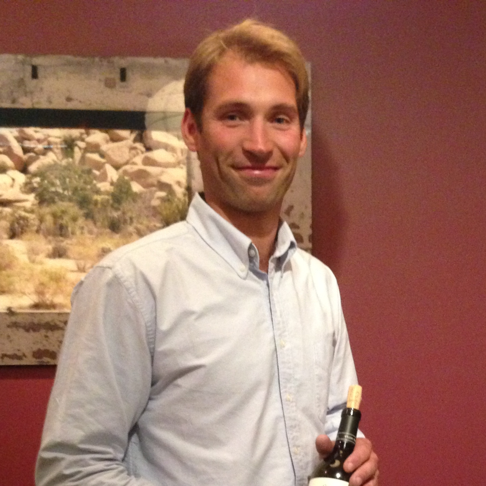 Guillaume Fabre, Owner, Clos Solene Winery