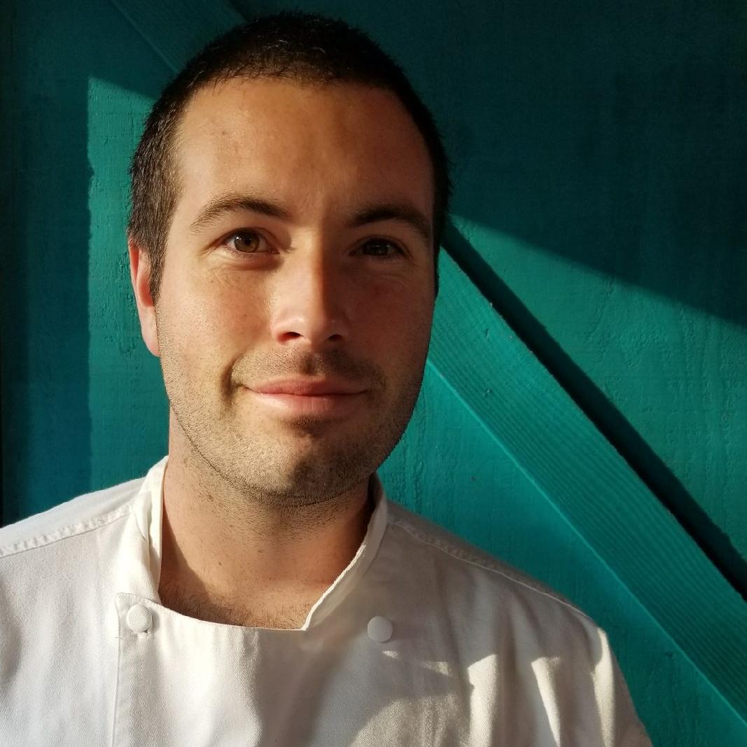 Cheyne Jackson, Chef of the Range And Rosalina Restaurants