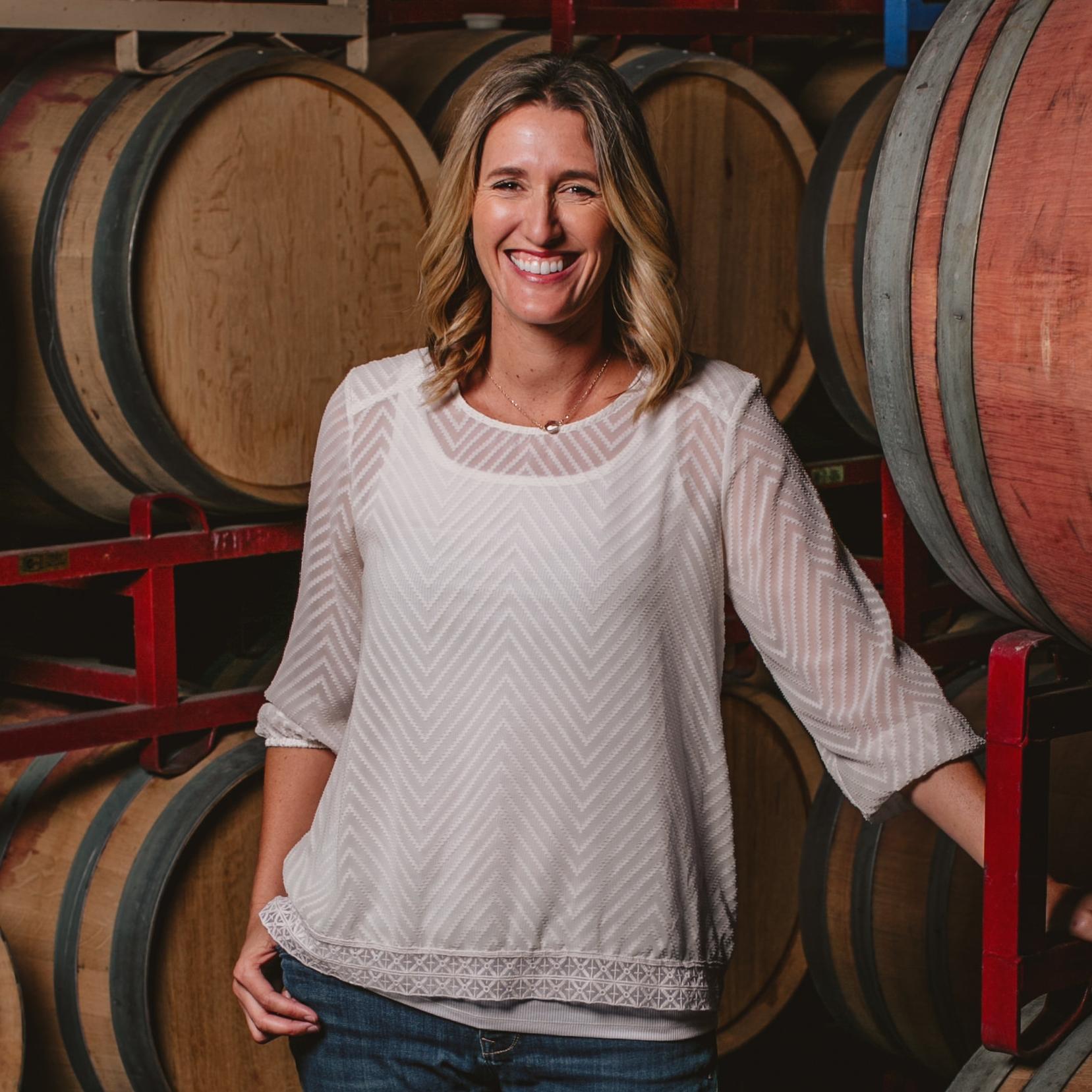 Amanda Wittstrom-Higgins, Ancient Peaks Winery