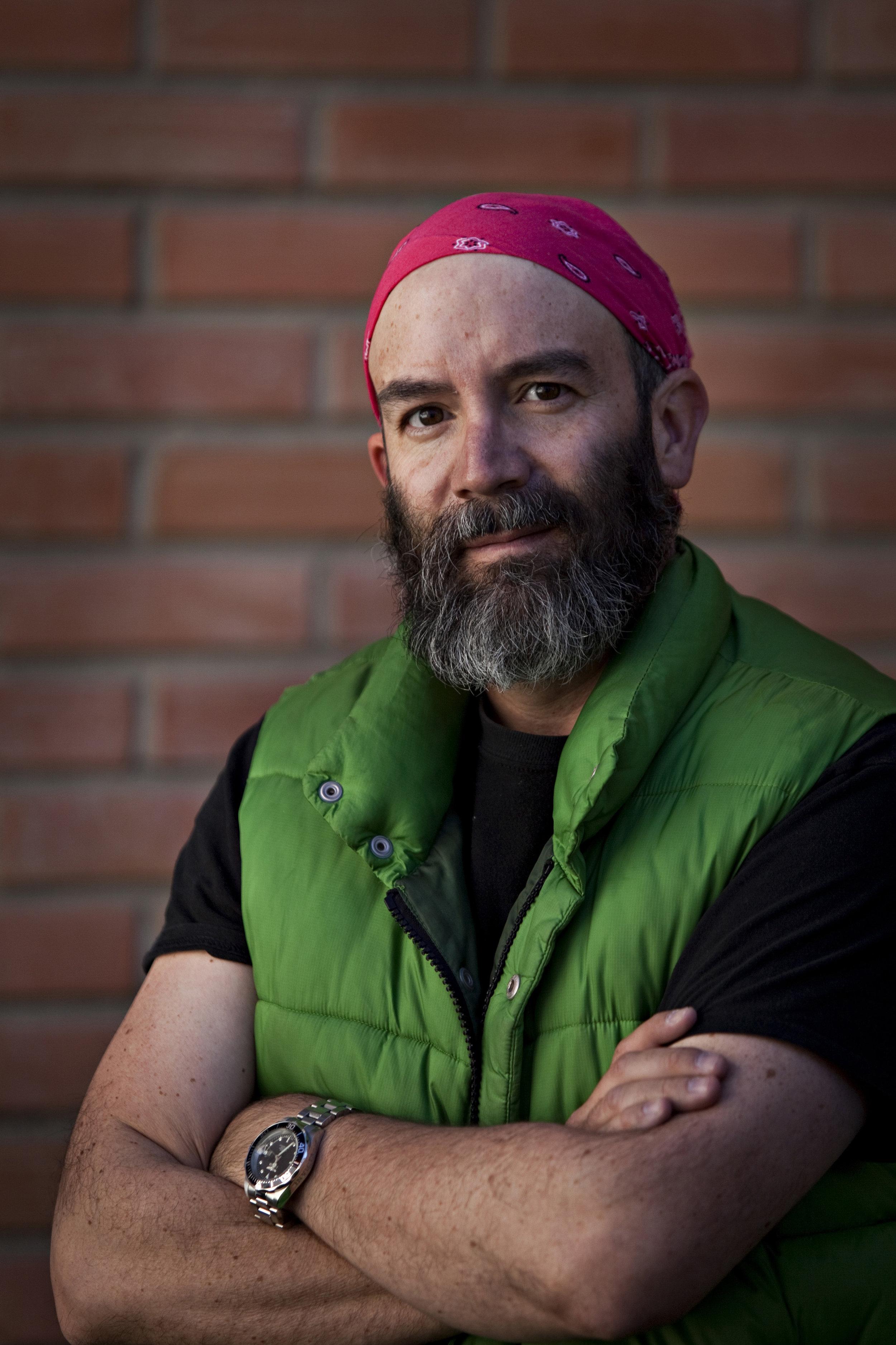 Patricio Crooker (BOL)