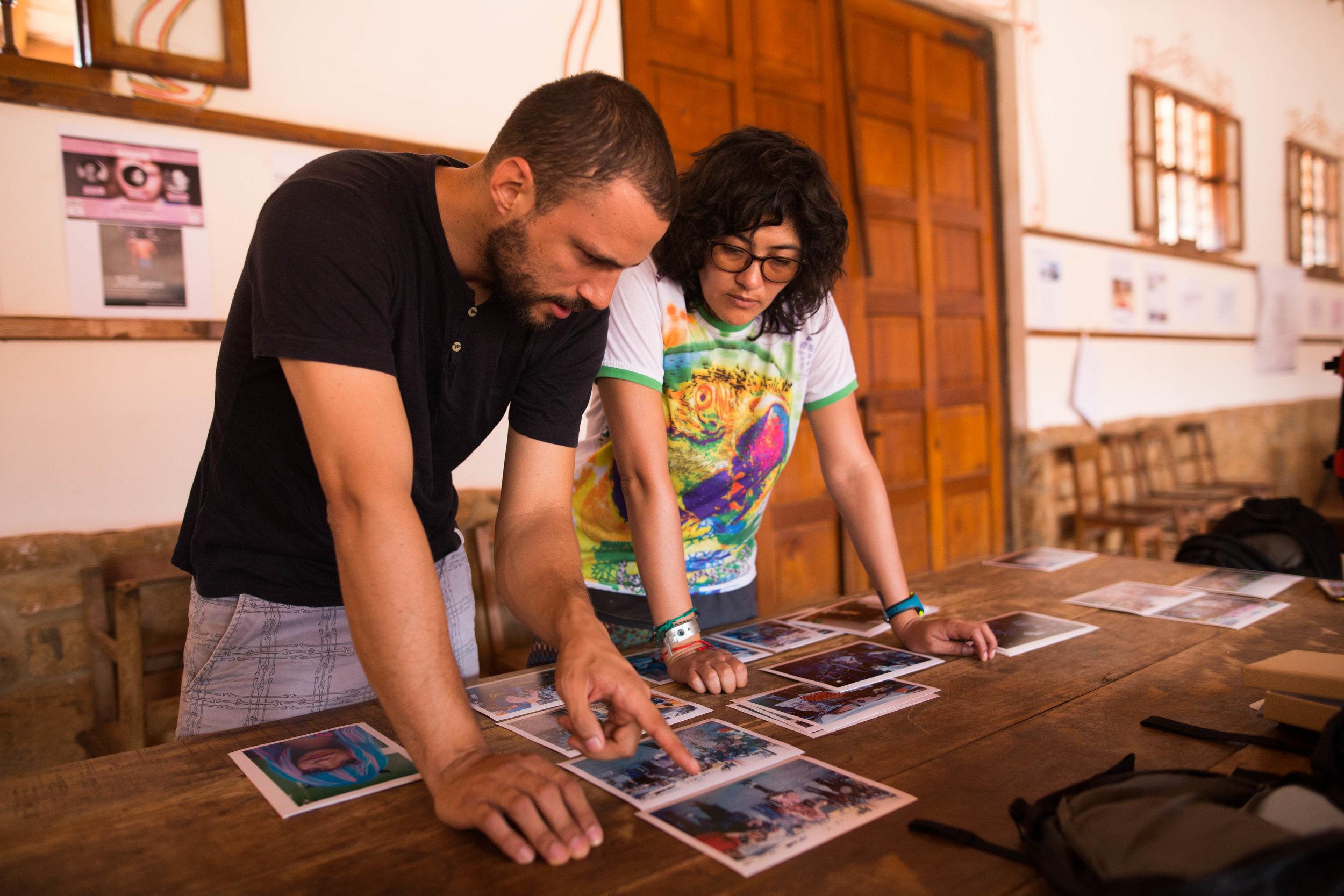 Foto: Migrar Foto | Eric Allende y Jorge Vargas