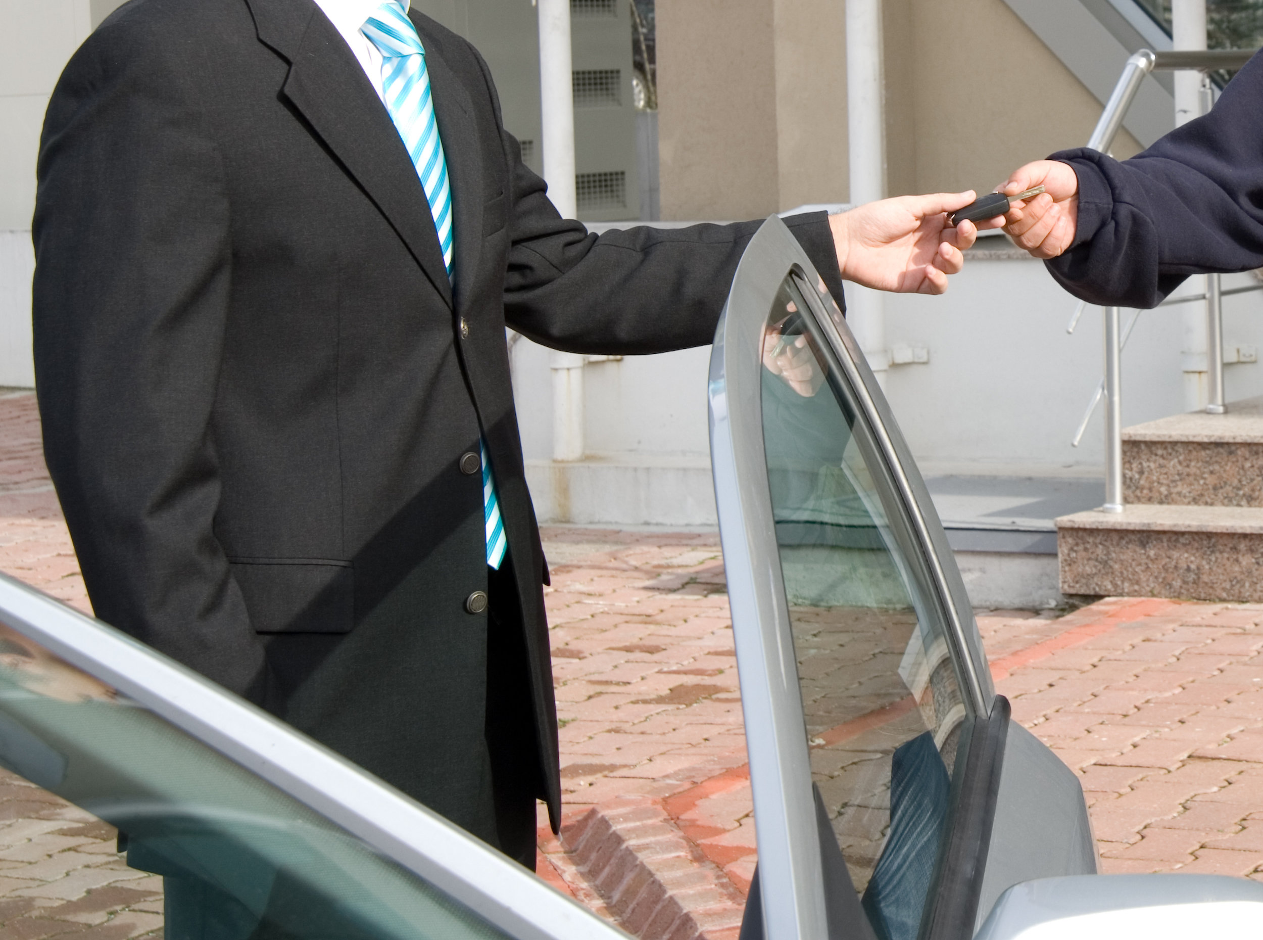 Complimentary Valet Parking - Valet Parking is on us! Let our Valet staff take care of you every time you visit us.