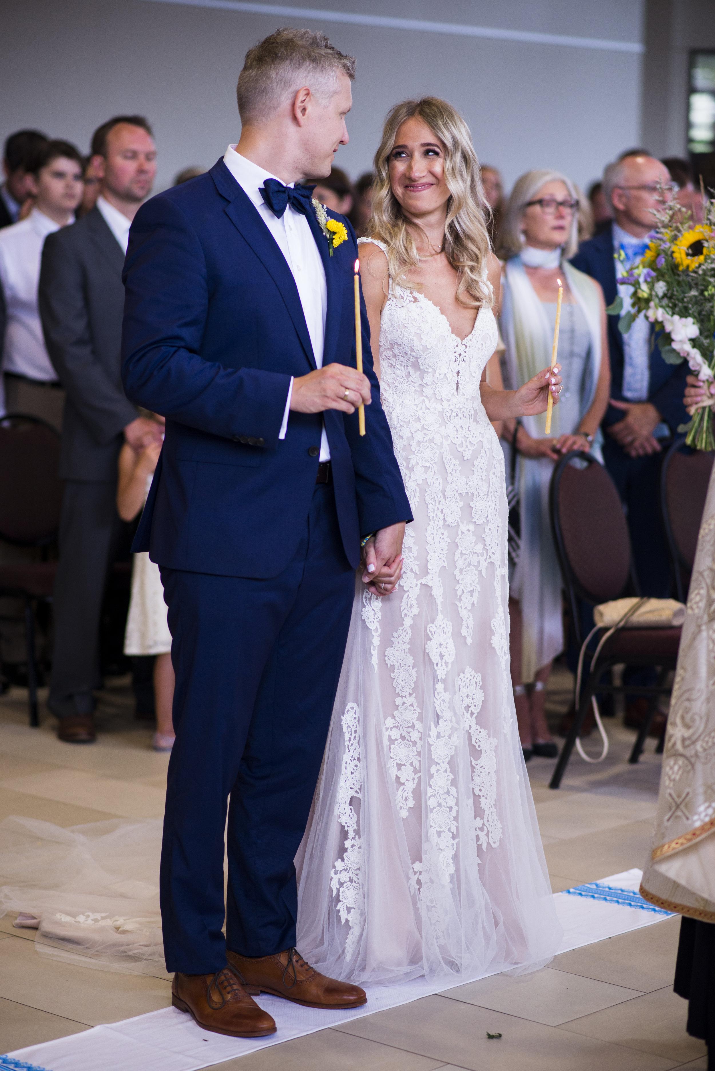 Oakville Wedding Ceremony