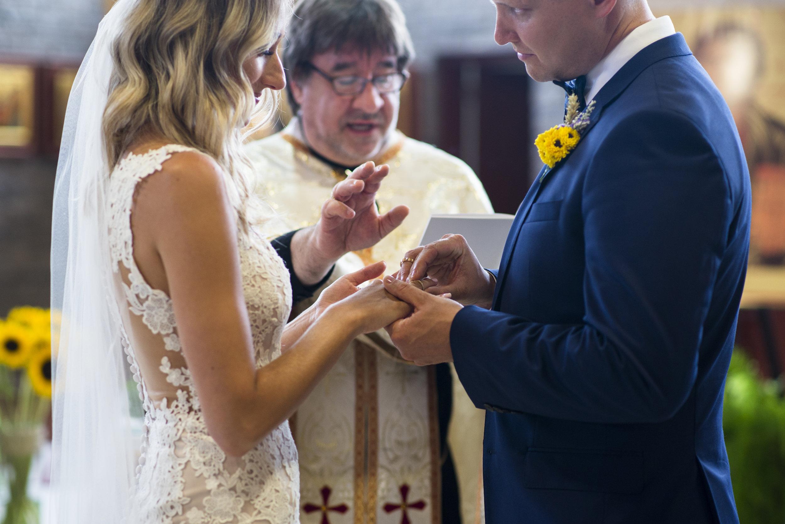 Oakville Wedding Ring Exchange