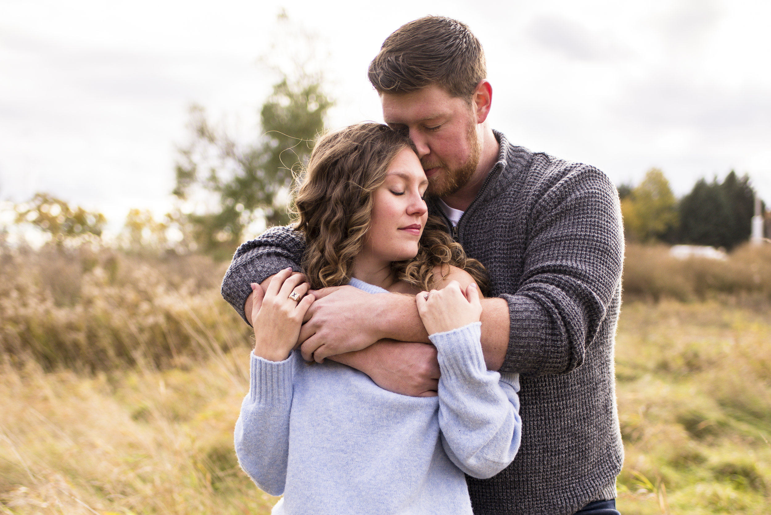 Rouge Valley Toronto Engagement