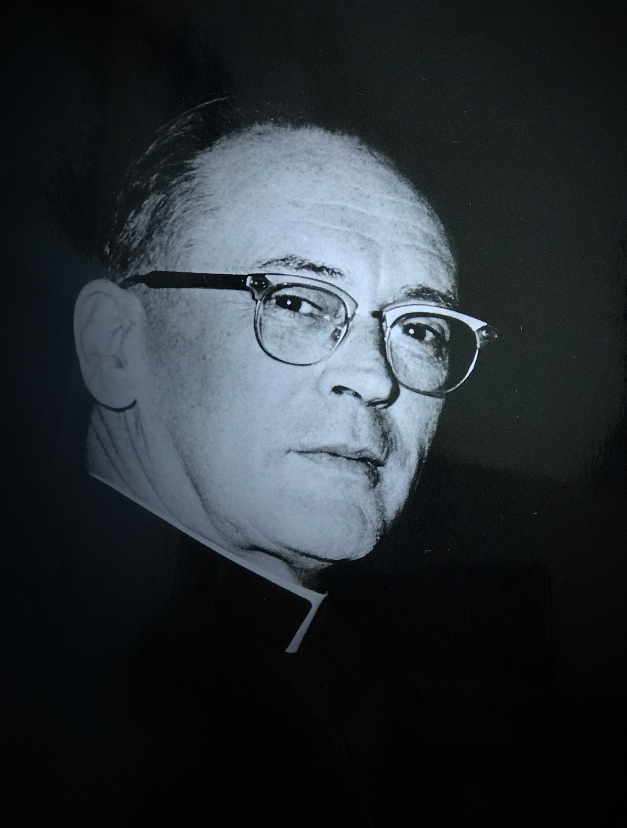 Msgr. Earl V. Sheridan - One of the grandfathers of Catholic Social Services.