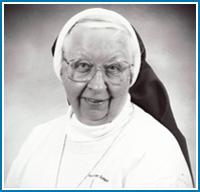 Sister Claudia Burke -