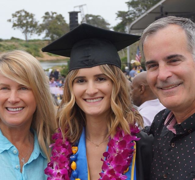 Could not be more proud of you Sabrina - 2019 UCSB Graduate A BS in Environmental Studies -the planet needs you 🌎👩‍🎓🙌💕🥂🍾🎉 so excited to cheer you on your next adventure! Thank you family and friends for your love and support of our favorite girl and thank you Brett and Marisa for being her SB family! 💕🥂@laskelly @huseskellygallery @sab.skelly @ucsantabarbara #ucsbgauchos #ucsb2019 #ucsbalumni #ucsb #california #santabarbarabeach