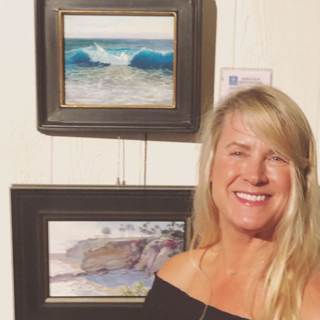 Great night at LPAPA's 21st Invitational Gala -The Huse Skelly Gallery Artists shined and were honored with top awards- I'm so proud to be representing these amazing Artists - and I got to show one of my own paintings at one of the top Plein Air events in the country! And Happiest of Birthdays to my number 1 fan and supporter @skellytim1 🥇🥰 @huseskellygallery @laskelly @debrahuseart @lorabzippe @surfshark3 @johnbudicin @markfehlman @obermeyerstudio @mcvickerpaints @calvin_liang_ @danmarshallart @lpapamembers #lpapa21st #lisaskellyfineart #pleinairartist #sennelierpastels #pierrebouretart #festivalofartslagunabeach #originalartwork #pastelartist #paintwhatyoulove #pleinairmagazine #