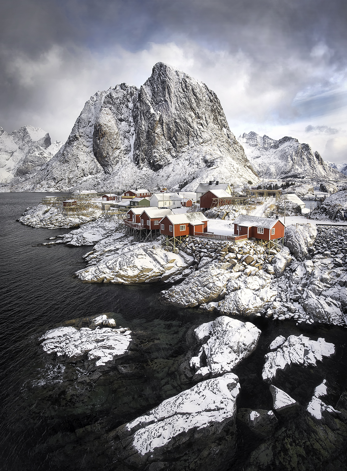 Hamnoy Morning