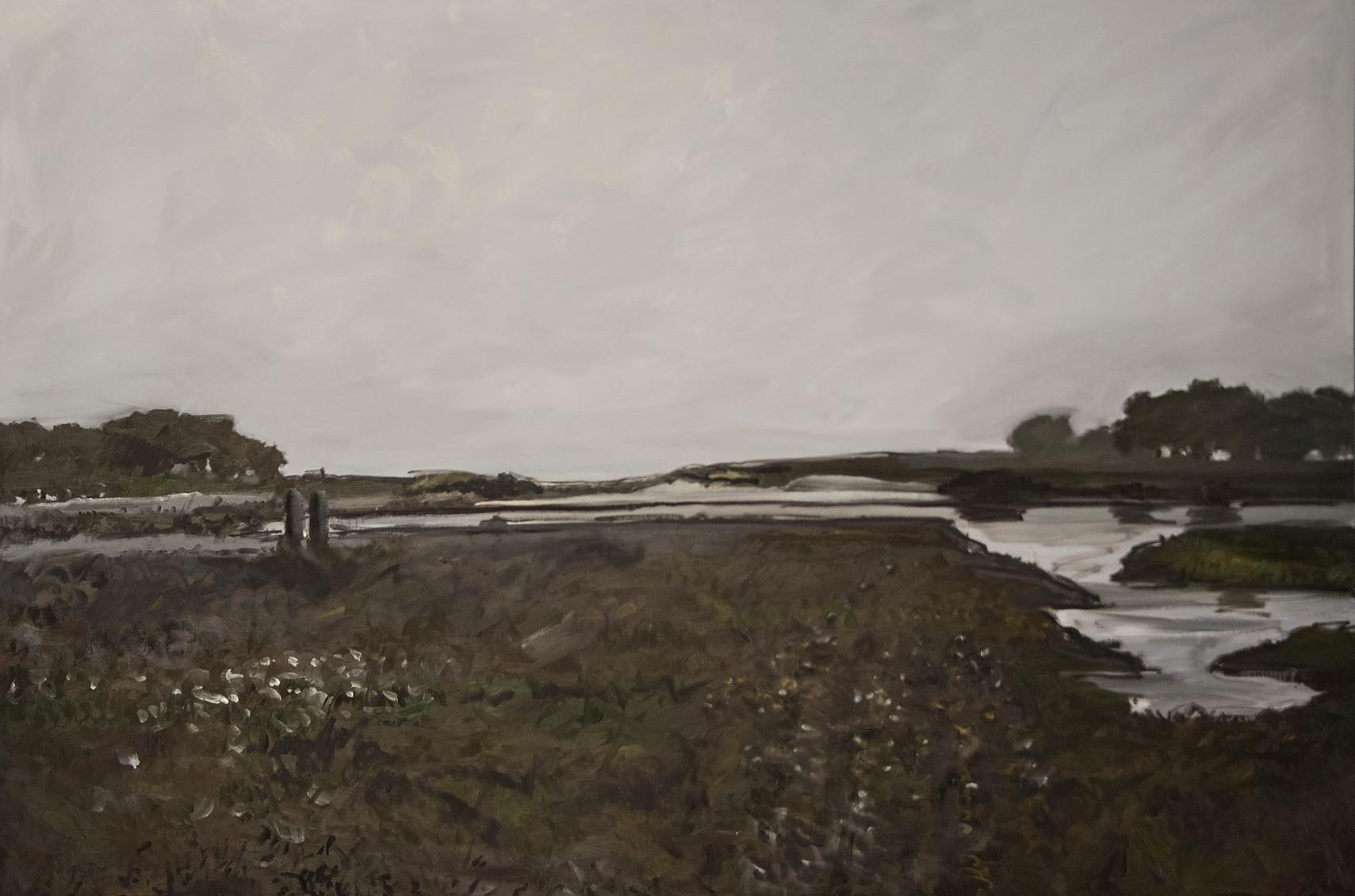Sag Pond Fall