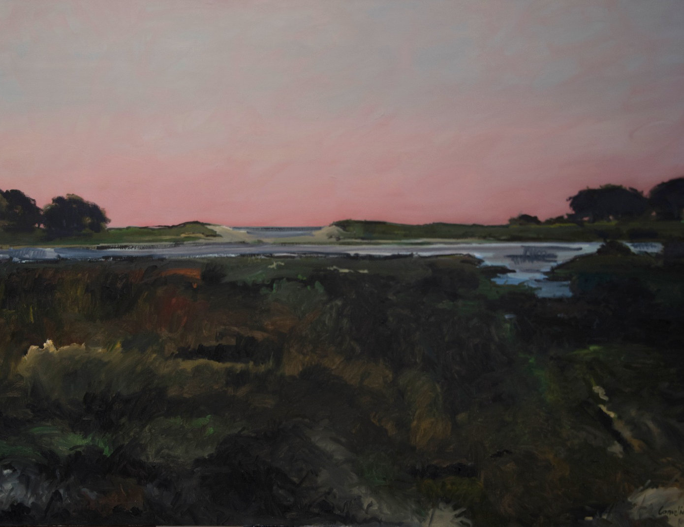 Sag Pond Twilight