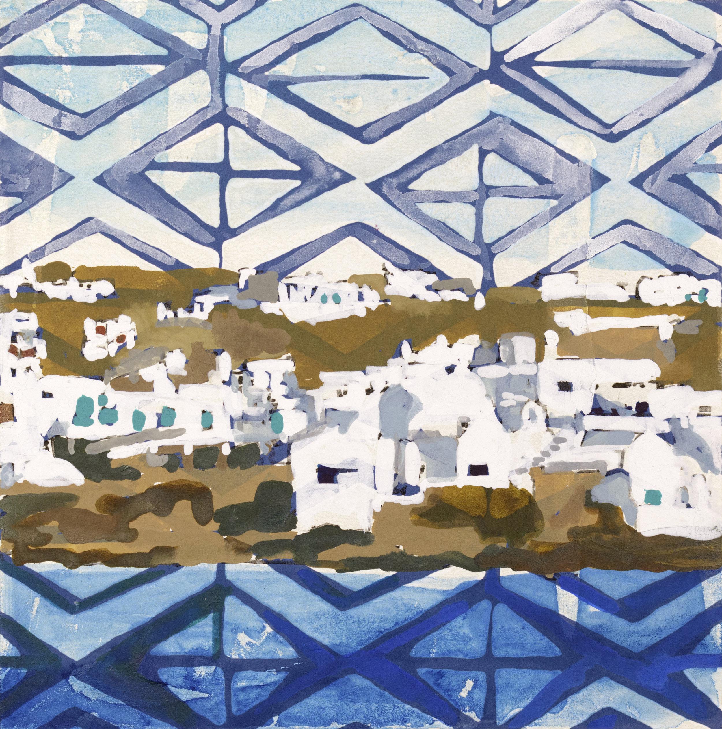 Mykonos whites