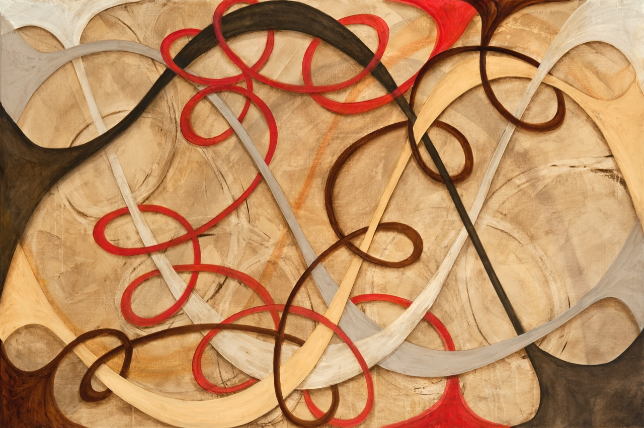 321_CA-0286_Lyrical II_-Oil on linen44x66inches2011.jpg