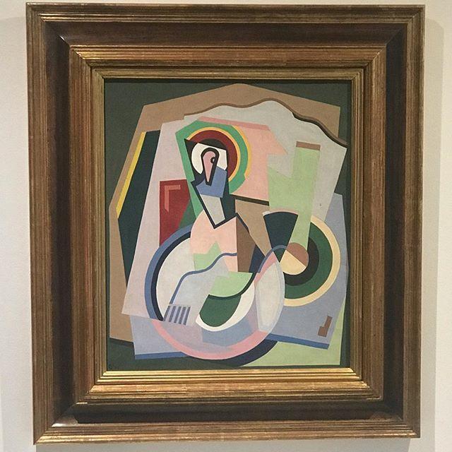 Albert Gleizes: Untitled,1921 Rafael Gallery, NYC 212-755-4888 #albertgliezes #rafaelgallery #modernart #art #painting #cubism #schoolofparis #nycgallery