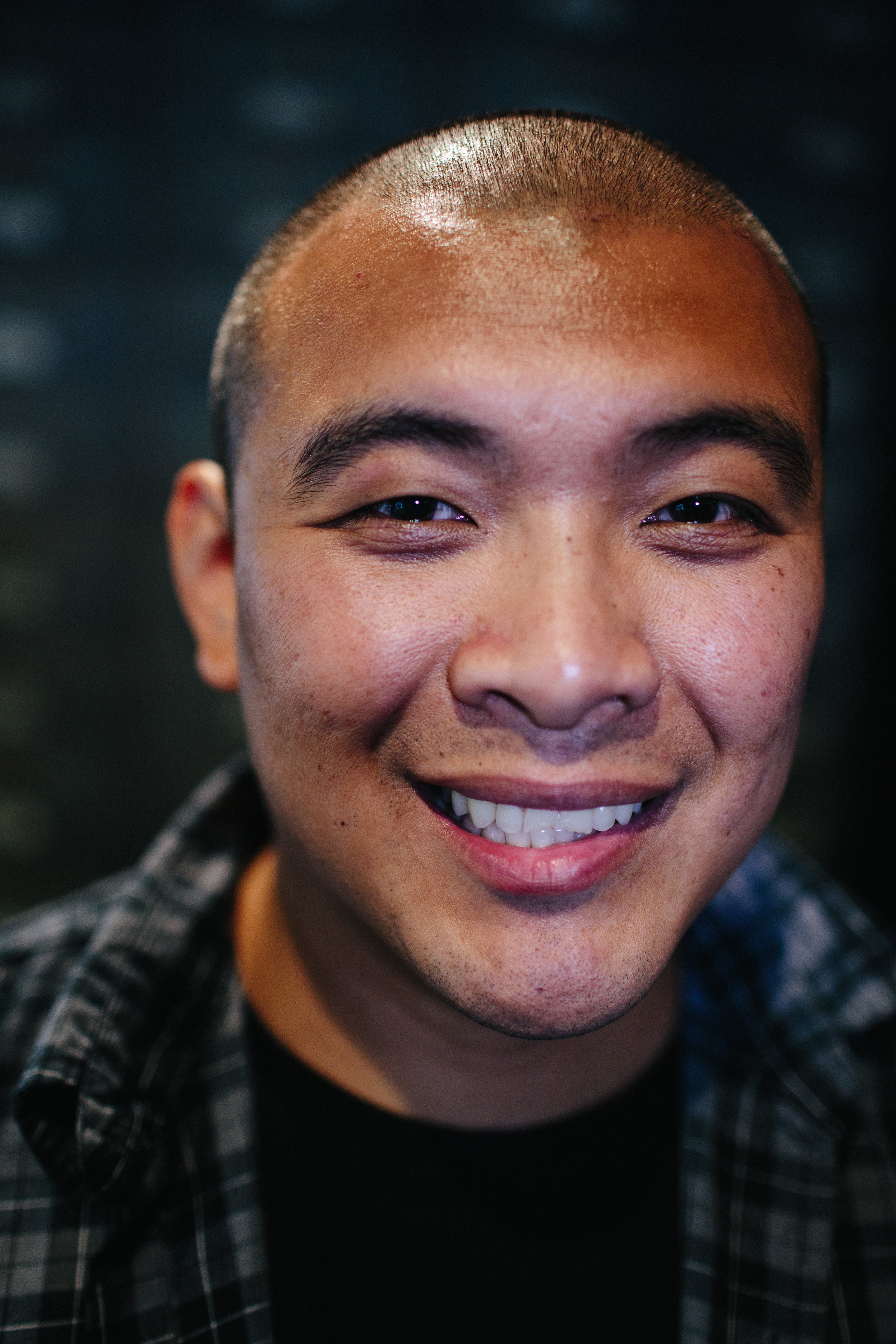 """""""Before coming to Code Tenderloin, I was without a job. I was lost with no sense of direction and lacked self confidence. Since completing Code Tenderloin, I'm now volunteering with Code Tenderloin and pursuing a degree in Computer Science.""""  Charles Duong, , July 2017 Cohort"""