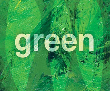 Green - by Laura Vaccaro Seeger