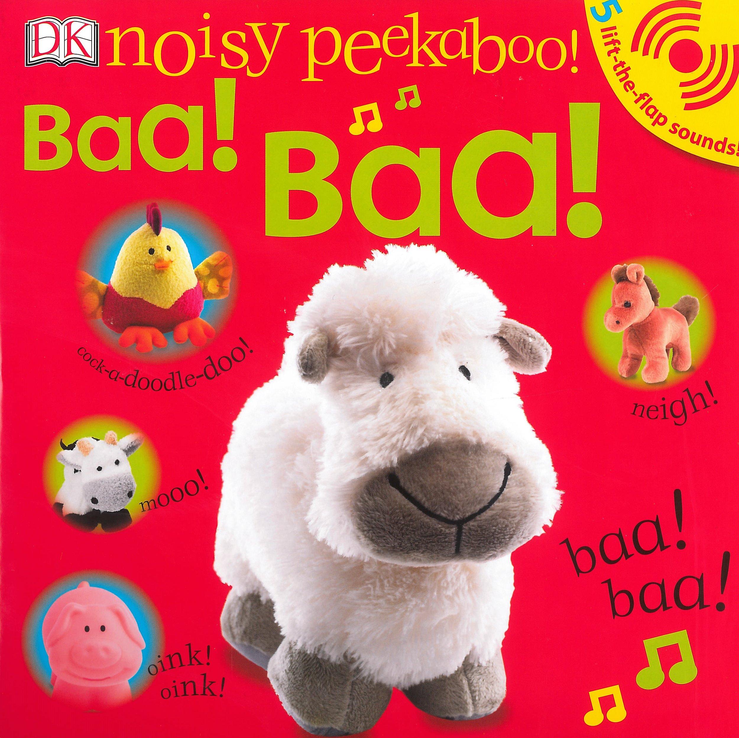 Noisy Peekaboo! Baa! Baa! - DK Publishing
