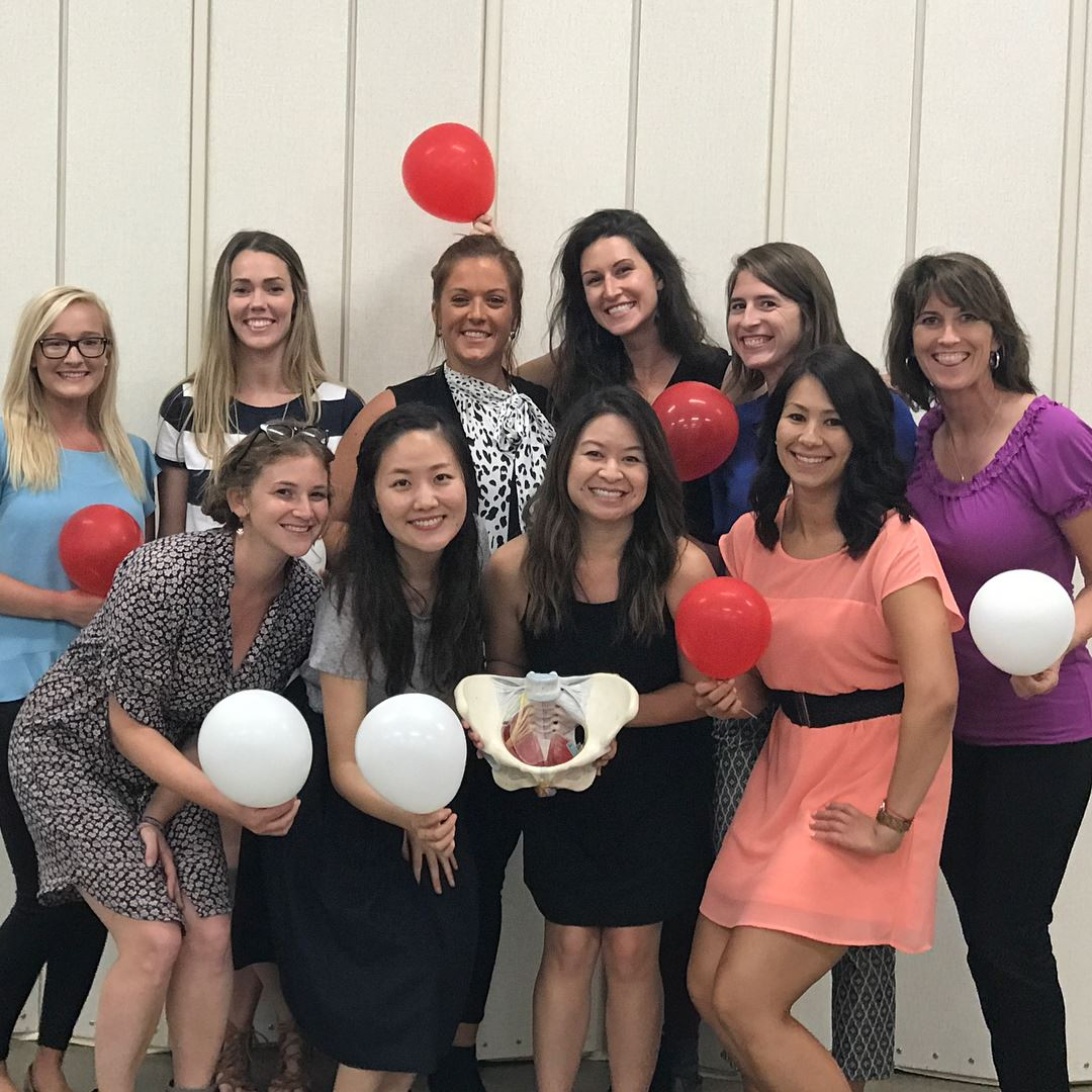 From Julie and Sherine's Chapman course on pelvic floor physical therapy.