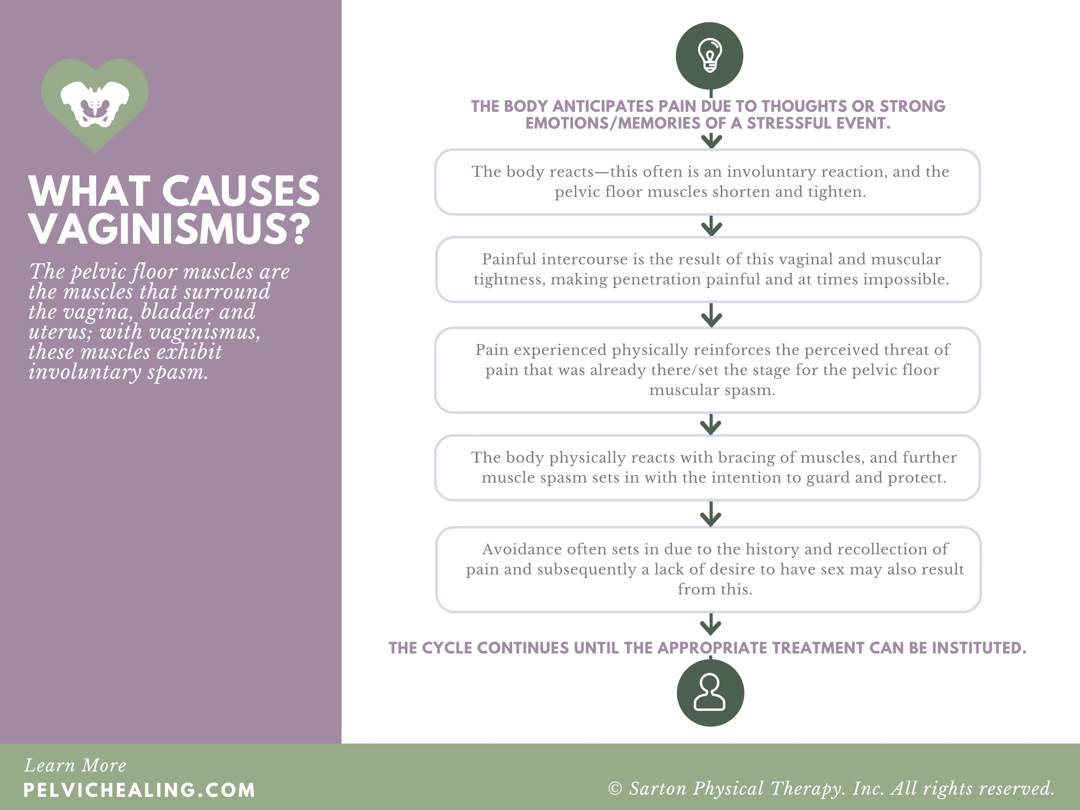 What Causes Vaginismus?