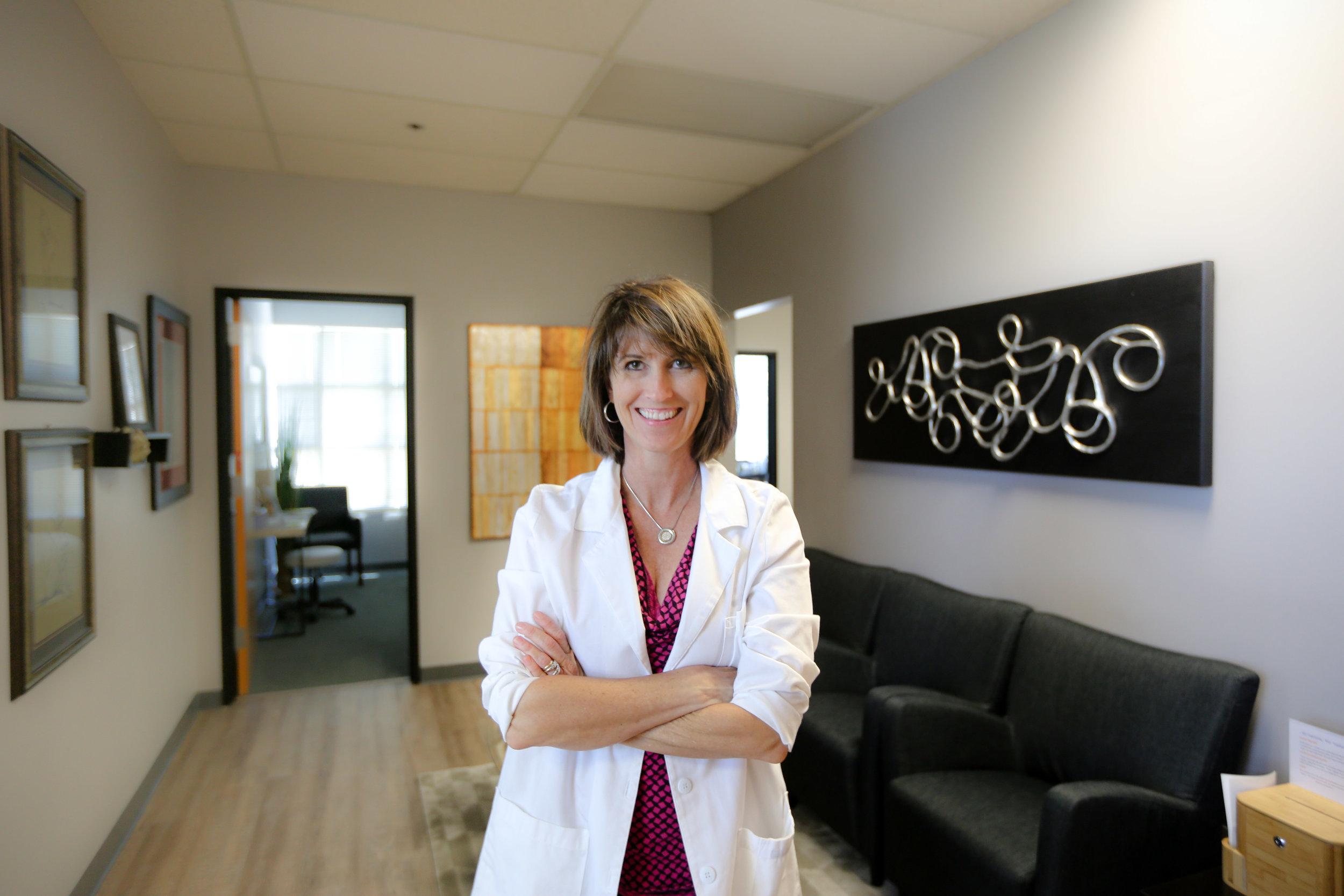 Julie Sarton,PT, DPT, WCS of Sarton Physical Therapy
