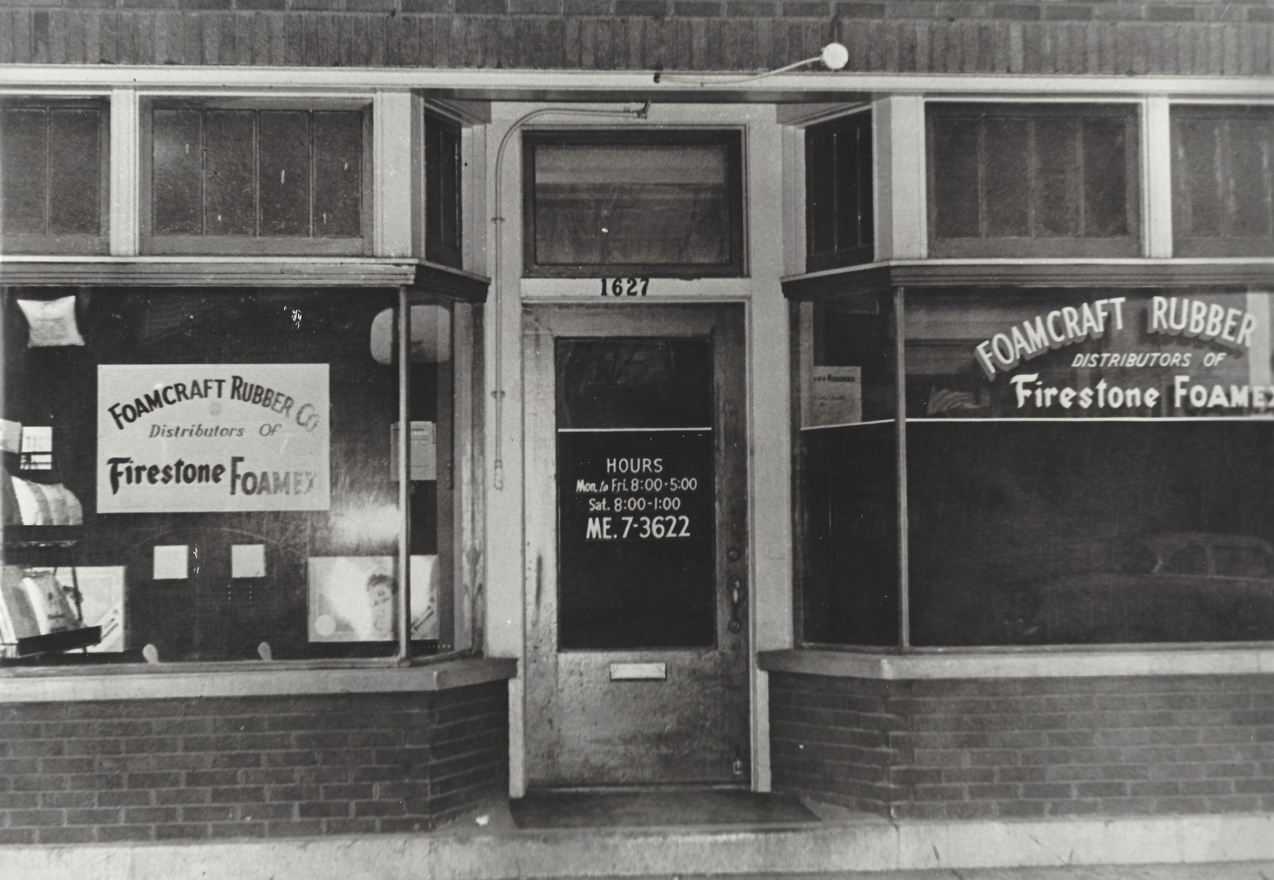 Our original headquarters, located at 1627 Prospect Street in Fountain Square.