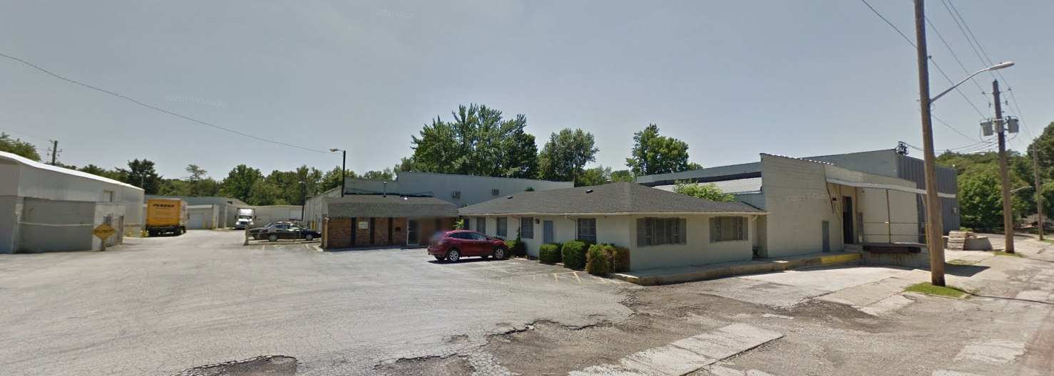5529 E. Bonna Ave., as we left it in 2009.