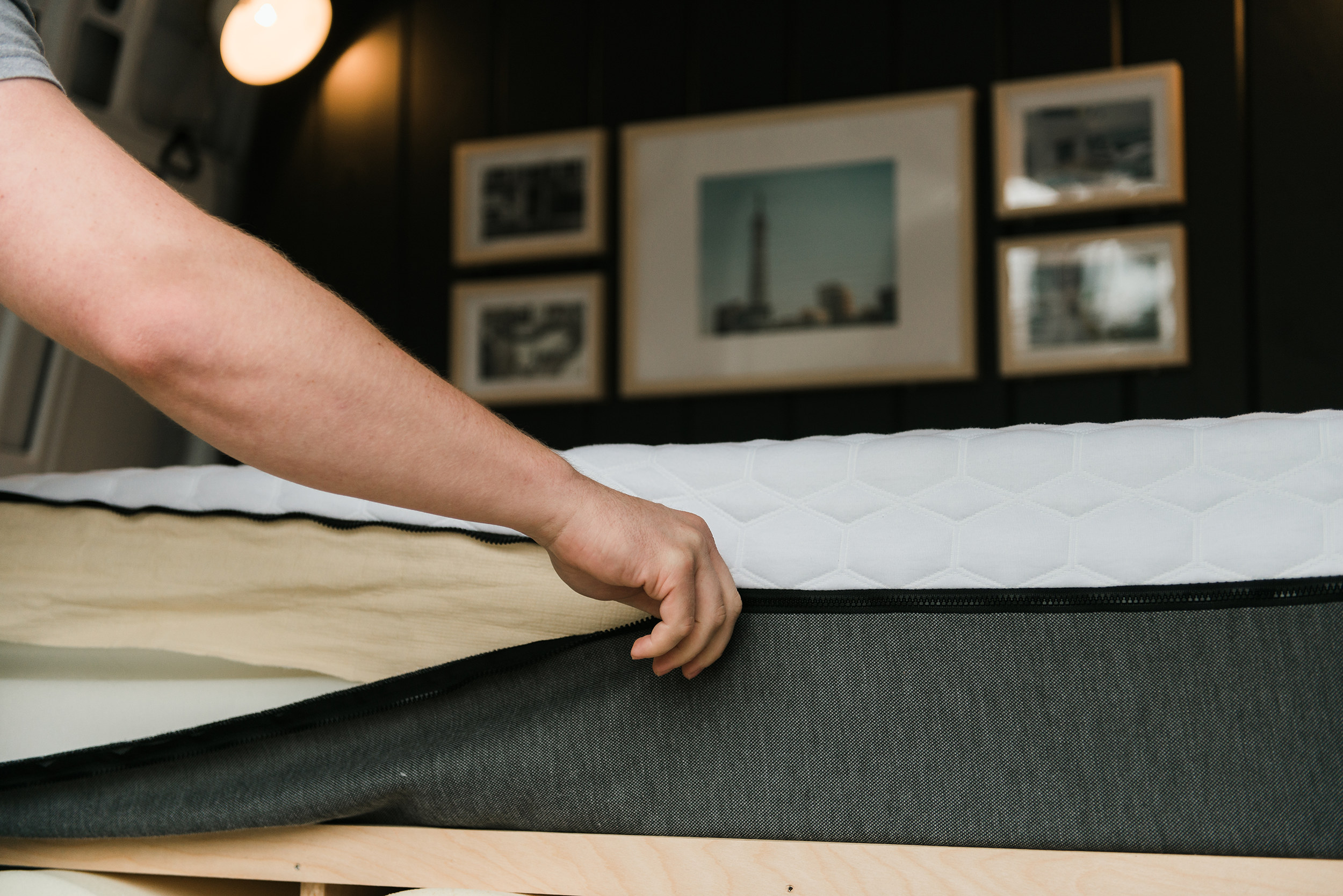 Industry Grade Mattresses - With a Personal Touch.