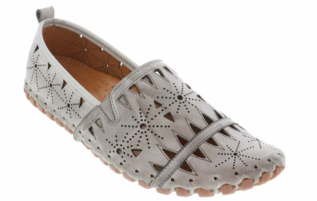 Spring Step Brand - Fusaro shoe in gray