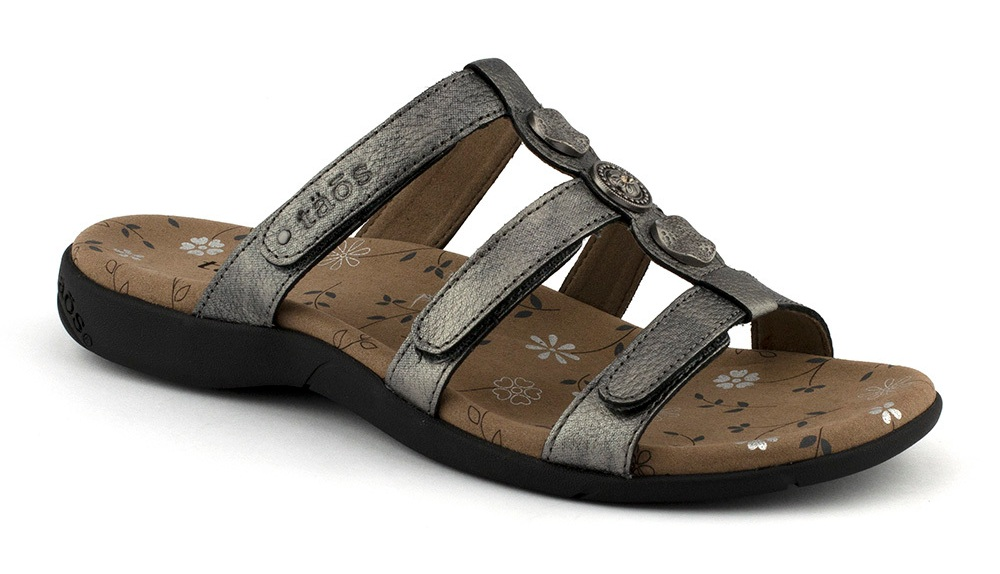 Taos Brand - PRize shoe in pewter