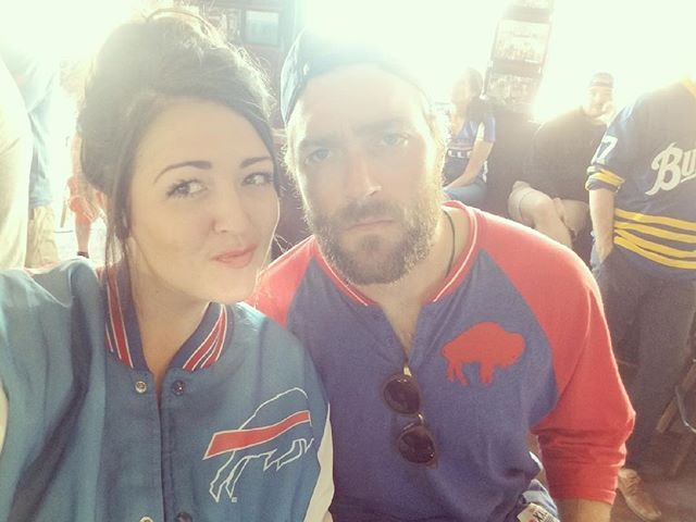 Victory with our peoples..#california #billsmafia #weouthere #labatt